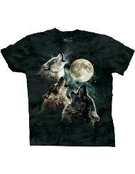 The Mountain Three Wolf